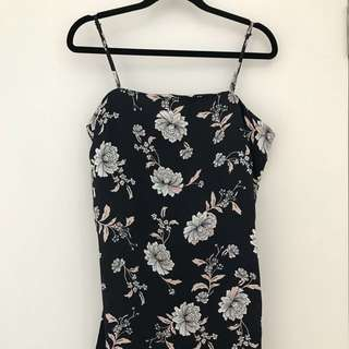 Glassons Floral Dress (Size 10)