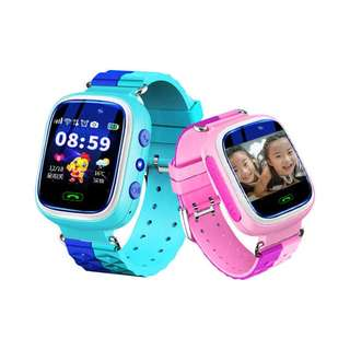 Smart Watches Smartband SOS Call Anti-lost Kids Child for Android iOS iPhone