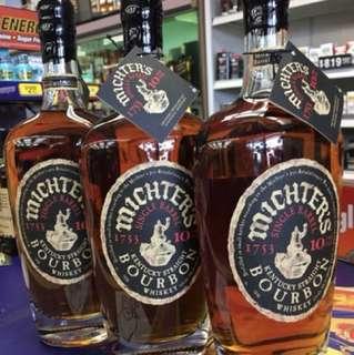 Michter's 10 Yr Bourbon Whisky
