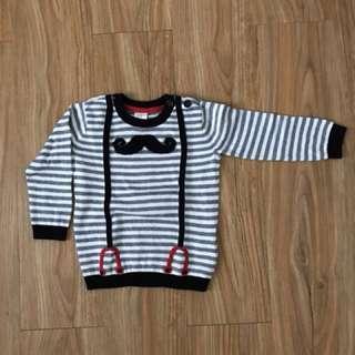 hnm ori sweater baby