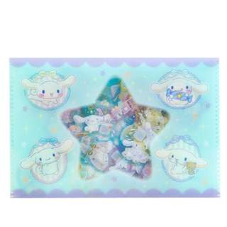 (Mix & Match)*Sanrio Japan - Cinnamoroll Sticker Flakes in Plastic Pouch