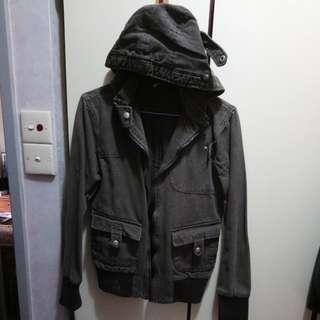 有帽外褸 (Jacket), fit for Small to Medium suze