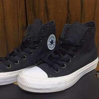 Converse all star 2代高筒帆布鞋(150143C)