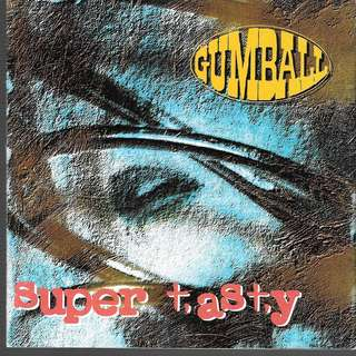 MY CD - GUMBALL - SUPER TASTY - FREE DELIVERY