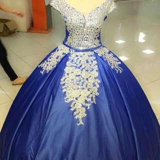 Galaxy Ballgowns