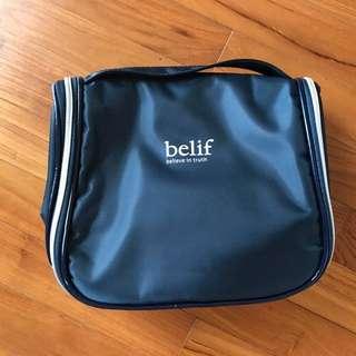 Belif Toiletries Bag - Brand New.