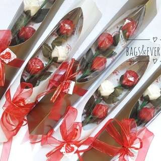 Chocolate Roses ⚘
