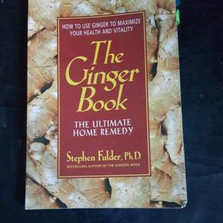 The Ginger Book