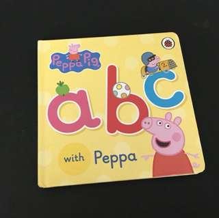 ABC with Peppa (Peppa Pig)