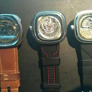 SevenFriday Luxury Watches