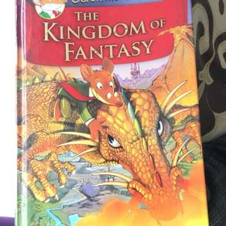 Geronimo Stilton THE KINGDOM OF FANTASY