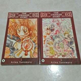 🎋 Manga - Time Stranger Kyoko