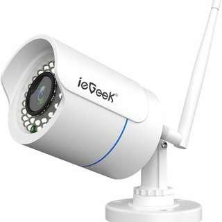 ieGeek Wireless Security Cameras -1080P HD WiFi Outdoor