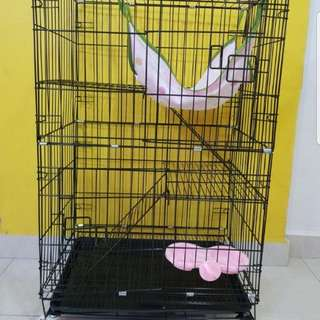 Brand New 2 Tier Cat Cage / Cheapest Cage / Pet Cage / High Quality Cage / Kitten
