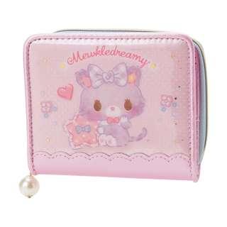 Japan Sanrio Mewkle Dreamy Kids Wallet