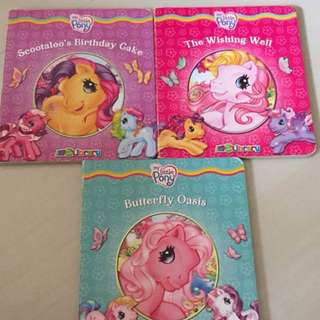 My Little Pony Board Books