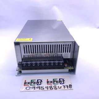 Led lights power supply 500W/600W 12v