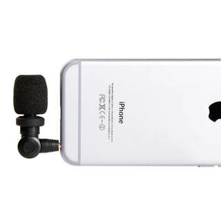 Saramonic i-Mic TRRS Condenser Mic for iOS devices