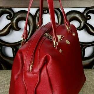 A*GN*R  Roma Moodie Handbag Women Bags Like Ori Leather Hardware Gold 20251A  (04)*