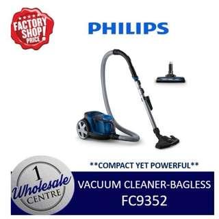 PHILIPS FC9352 VACUUM CLEANER- BAGLESS