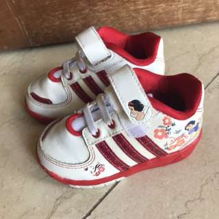 ADIDAS MINNIE MOUSE SHOES