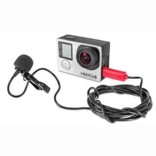 Saramonic SR-GMX1 GoPro Lavalier Microphone (preorder)