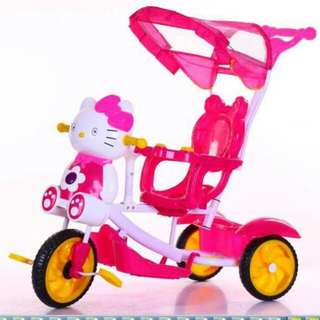 Baby Stroller bike with characters