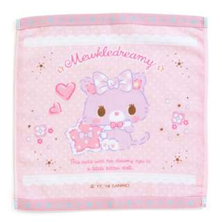 Japan Sanrio Mewkle Dreamy Hand Towel
