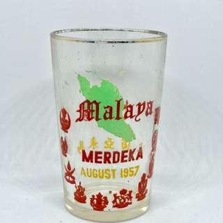 Vintage Merdeka Glass