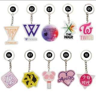 Kpop Keychain