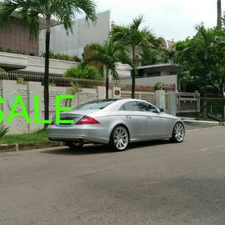 Mercedez Benz CLS 2006 (LIMITED EDITION)