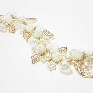 Handmade Bridal hair accessories