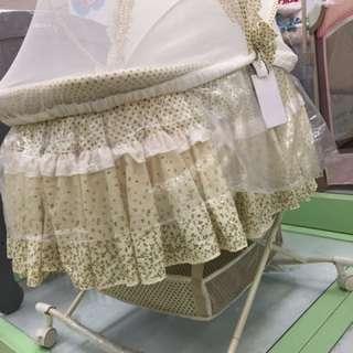 Katil baby serbaguna 2 fungsi