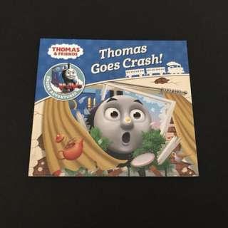 Thomas Goes Crash! (Thomas & Friends)
