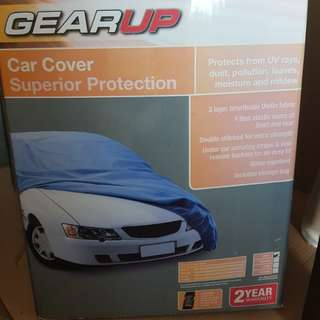 Car cover for small cars