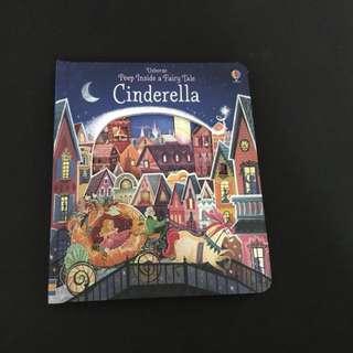 Cinderella (Usborne Peep Inside a Fairy Tale)