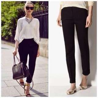 ZARA Black Trouser Pants (Authentic-Original)