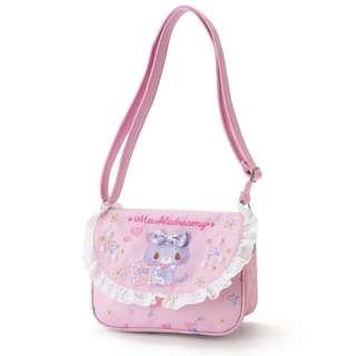 Japan Sanrio Mewkle Dreamy Kids Shoulder Bag