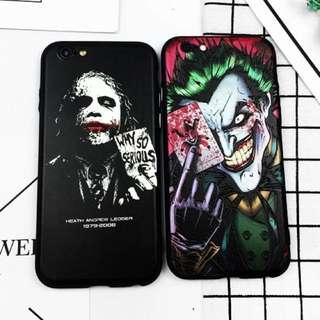 小丑手機殼, iPhone手機套,蝙蝠俠
