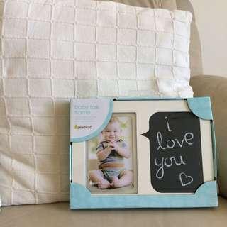 Pearhead Baby Talk Frame