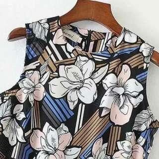 Zara Style Jumpsuit