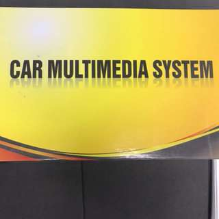 car multimedia system 7inch