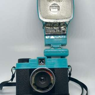 Lonography Diana F+ Medium Format Camera (with Flash)