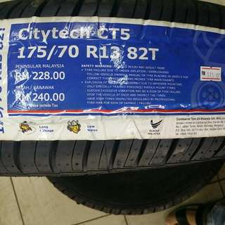 Viking 175/70R13 CT5