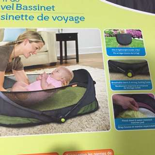 Brick Travel bassinet