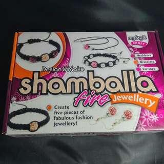 Design and make shamballa jewellery