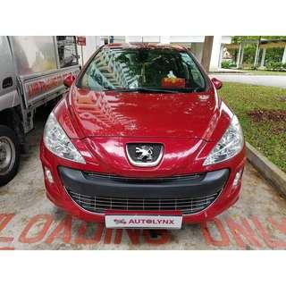 Peugeot 308 1.6 Auto Premium 5dr