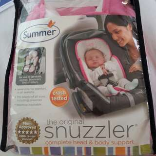 Snuzzler ( for use in carseat,bouncer and stroller)