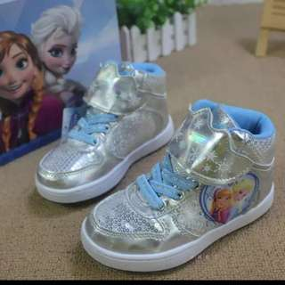 Cleanrence frozen sneakers -size 25-15.6cm