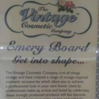 Emery Board (Imported)